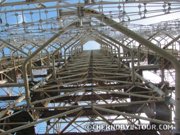 """Чернобыль-2 (антенны ЗГРЛС """"Дуга"""")"""